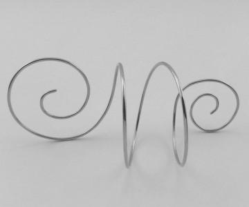 Serie La Mística - Brazalete 16 cm. largo 2 vueltas