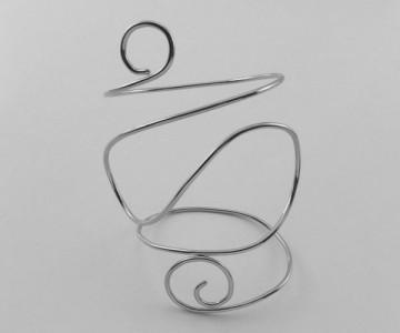 Serie Liolio - Brazalete 10cm. largo