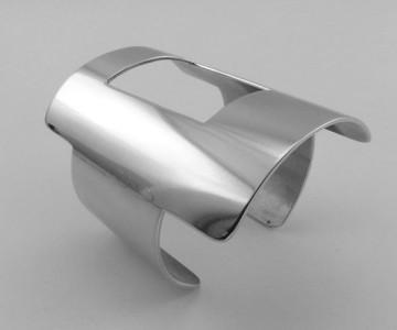 Serie Figúrate sólido - Pulsera braz. 8cm. int.grande
