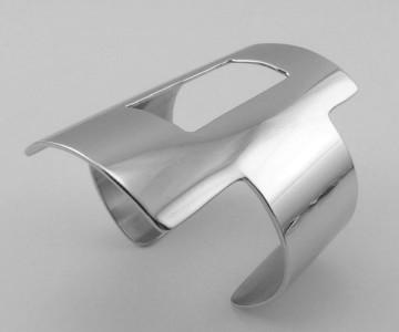 Serie Figúrate sólido - Pulsera braz. 8cm. int.pequeño