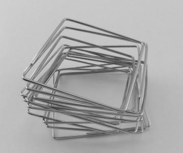 Serie Así o Asá - 4 en Pulseras en 1 cuadradas